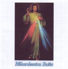 CD - Milosrdenstvo Božie