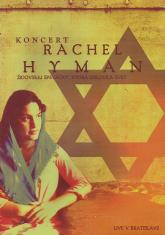 DVD - Koncert Rachel Hyman - židovskej speváčky, ktorá oslovila svet