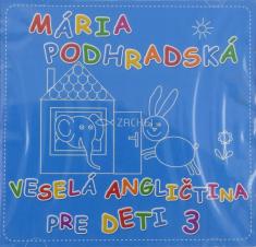 CD: Veselá angličtina pre deti 3