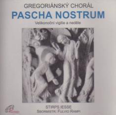 CD - Pascha Nostrum - Velikonoční vigilie a neděle