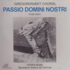 CD - Passio Dominii Nostri - Svatý týden
