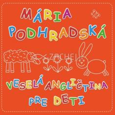 CD - Veselá angličtina pre deti 1