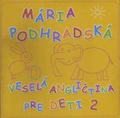 CD: Veselá angličtina pre deti 2