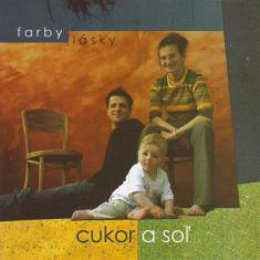 CD - Farby lásky