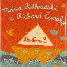 CD - Deťom 3 - Anglické piesne pre deti