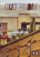 DVD: Quo Vadis - animovaný