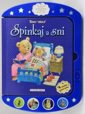 Spinkaj a sni - zvuková kniha