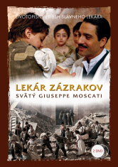 2 DVD - Lekár zázrakov