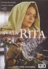 2 DVD - Svätá Rita