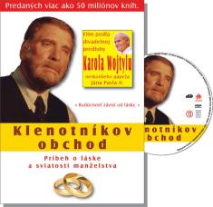 DVD - Klenotníkov obchod - Príbeh o láske a sviatosti manželstva