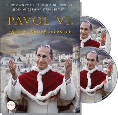 2 DVD - Pavol VI., Pápež v búrlivých časoch