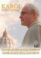 2 DVD - Karol (4-dielny film)