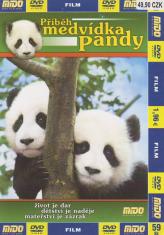 DVD - Příběh medvídka pandy - Život je dar, dětství je naděje, mateřství je zázrak