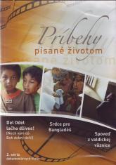 DVD - Príbehy písané životom - 2. séria - dokumentárne filmy