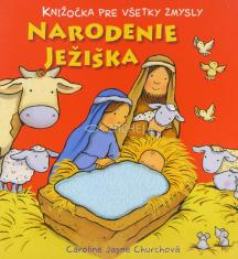 Narodenie Ježiška - Knižočka pre všetky zmysly
