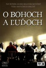 DVD - O Bohoch a ľuďoch - Film režiséra Xaviera Beauvoisa natočený podľa skutočných udalostí