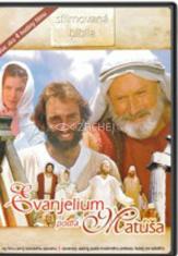 DVD - Evanjelium podľa Matúša