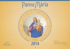Kalendár 2014 - Panna Mária - nástenný