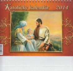 Katolícky kalendár 2014 - stolový