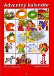 Veľký adventný kalendár - nástenný