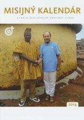Kalendár 2014 misijný - knižný