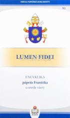 Lumen fidei - Encyklika pápeža Františka o svetle viery