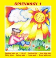 CD - Spievanky 1 - CD s ľudovými piesňami pre deti