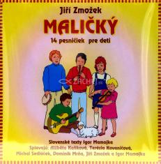 CD - Maličký - 14 pesničiek pre deti