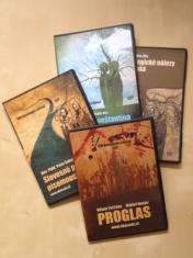 4 DVD - Konštantín a Metod