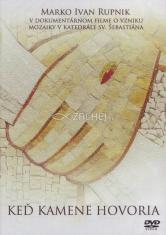 DVD - Keď kamene hovoria - V dokumentárnom filme o vzniku mozaiky v katedrále sv. Šebastiána