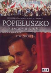 DVD: Popiełuszko - Skutočný príbeh poľského kňaza Jerzyho Popiełuszka