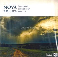 CD: Nová zmluva - Slovenský ekumenický preklad - mp3