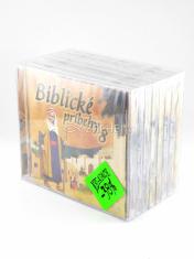 8CD: Biblické príbehy (1-8 megapack) - mp3
