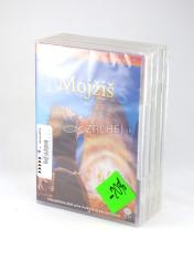 4 DVD - Animované biblické príbehy 1 - Sada DVD