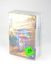 4 DVD - Animované biblické príbehy 2