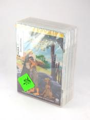 4 DVD - Animované biblické príbehy 4