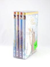 4 DVD - Animované biblické príbehy 5