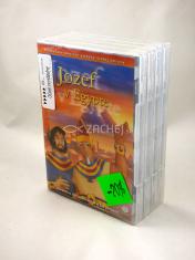 4 DVD - Animované biblické príbehy 8