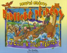Ježiš a jeho přátele - Biblické příběhy s posuvnými obrázky