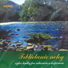 CD: Trblietanie nehy 1. - výber hudby pre relaxáciu a inšpiráciu