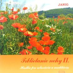 CD: Trblietanie nehy 2. - hudba pre relaxáciu a meditáciu
