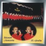 CD: Koncert 15. výročie