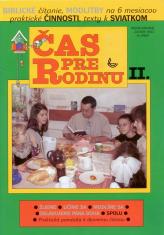 Čas pre rodinu - Praktická pomôcka k dennému čítaniu