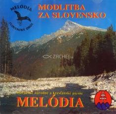 CD: Modlitba za Slovensko