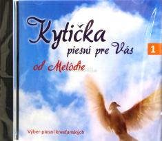 CD - Kytička piesní pre vás (1) - Výber piesní kresťanských