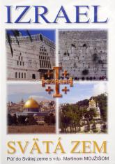 DVD - Izrael, Svätá Zem - Púť do Svätej zeme s vdp. Martinom Mojžišom