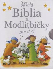 Malá Biblia a Modlitbičky pre deti
