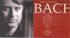 CD - Johan Sebastian Bach - Suity pre sólové violončelo