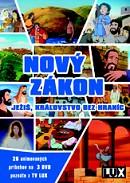 3 DVD - Nový Zákon - 26 animovaných príbehov