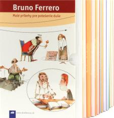 Bruno Ferrero - balíček kníh - výhodná darčeková sada